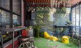 8 ไอเดียสร้างพื้นที่สีเขียวด้วยการจัดสวนหญ้าเทียม