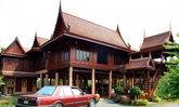 เสน่ห์บ้านไทยโบราณ งดงามด้วยศิลปะไทย