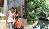 """เปิด """"สวนญี่ปุ่น"""" เรือนหอยุ้ย จีรนันท์ – ธัญญ์ ธนากร ร่มรื่น อลังการดั่งผืนป่า"""