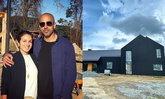 """เปิดบ้าน """"ราโมน่า ซาโนลารี่"""" อดีตนางเอกยุค 90 บ้านสีดำสุดหรูที่นิวยอร์ก"""