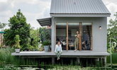 FARMSUP HOUSE บ้านสวนเกษตรริมน้ำ สงบและกลมกลืนไปกับธรรมชาติ