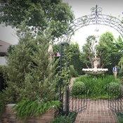 สวนบ้านคุณแม่ของชมพู่ อารยา เอฮาร์เกต