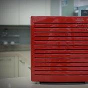 Hitachi EP-A3000 RED AC220V 50-60 Hz
