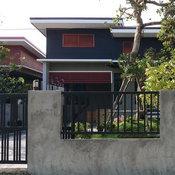 แบบบ้านชั้นเดียวสไตล์โมเดิร์นลอฟท์ 3 ห้องนอน 3 ห้องน้ำ