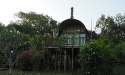 ไปเกาะไม่เสียเที่ยว แบบบ้านริมทะเล ไอเดียบ้านชั้นเดียว พร้อมระเบียง ครัว ห้องน้ำในตัว