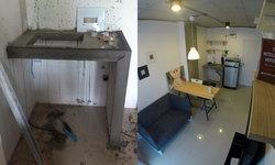 Review : เปลี่ยนคอนโดบ้านๆ ให้กลายเป็นคอนโดฮิปสเตอร์ในงบ 50,000 บาท
