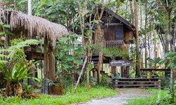 7 บ้านไม้ยกพื้นใต้ถุนสูง แบบไทยโบราณ บรรยากาศร่มรื่น