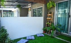 DIY สวนหน้าบ้านทาวน์โฮมเพิ่มความสุขเล็กๆ ด้วยพื้นที่สีเขียว