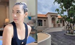 """""""จันทร์จิรา จูแจ้ง"""" เปิด """"บ้านพอใจ"""" บ้านที่เขาใหญ่ วิวยังกับนอนรีสอร์ท"""