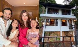 """""""เปิ้ล ภารดี"""" รีโนเวทบ้านพักเก่าร้างที่ระยอง เป็นบ้านพักตากอากาศของครอบครัว"""