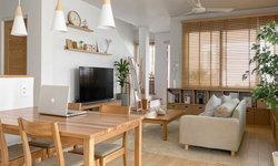 แต่งบ้านสไตล์มินิมอล มูจิ สำหรับบ้านทาวน์โฮม น่ารักมาก