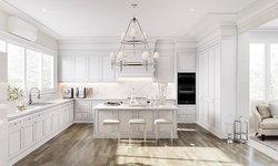 """""""ฟอว์น ไปยดา"""" ภรรยาพอล ภัทรพล เปิดแบบบ้านใหม่ สร้างให้พ่อแม่ สวยหรูมาก"""
