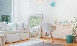 7 วิธีแต่งห้องขนาดเล็กให้ทั้งสวยทั้งประหยัด