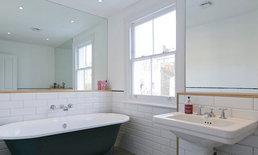 10 ห้องน้ำสีขาว-ดำที่คุณจะต้องหลงรัก