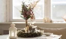จัดปุ๊บใช่เลย 5 ไอเดียแต่งบ้านรับวันคริสต์มาสแบบเร่งด่วน