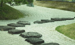 """เนรมิตสวนให้สวยด้วย """"หิน"""" ไม่มีต้นไม้ก็สัมผัสธรรมชาติได้เหมือนกัน"""