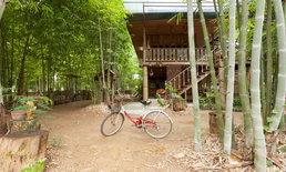 ไอเดียบ้านไม้ยกพื้นสูง พร้อมบรรยากาศสบายที่ 'สวนไผ่โฮมสเตย์'