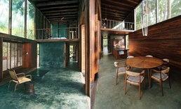 ไอเดียการออกแบบพื้นบ้านเป็นพื้นปูนขัดมัน สวยเท่ แบบโชว์พื้นผิว แบบโมเดิร์นร่วมสมัย