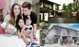 """""""บ้านออฟฟี่ แม็กซิม และบ้านคุณแม่"""" บ้าน 2 หลังจากน้ำพักน้ำแรง """"รีวิว"""""""