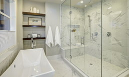 ข้อดีการแยกโซนเปียก-แห้งภายในห้องน้ำ และเทคนิคการแบ่งโซน