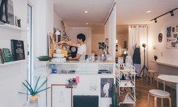 Paperplates Creative Studio & Cafe ดื่มกาแฟพร้อมแชร์ไอเดียดีไซน์ในบรรยากาศโฮมมี่