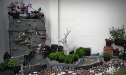"""รีวิว """"น้ำตกแต่งสวนฉบับ DIY"""" เติมความสดชื่น และความสวยงามให้สวนในงบประมาณหลักพัน"""