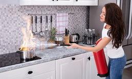 """6 คำแนะนำอยู่ใน """"ห้องครัว"""" ให้ปลอดภัย ลดเสี่ยงได้รับบาดเจ็บ"""