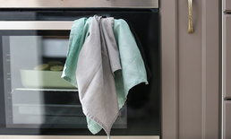 """อันตรายของ """"ผ้าเช็ดครัว"""" และวิธีป้องกัน ลดเสี่ยงเชื้อโรค"""