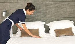 9 เทคนิคทำความสะอาด ที่แม่บ้านโรงแรมอยากบอกคุณ