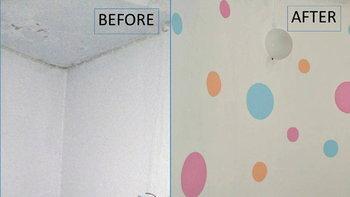 เบื่อห้องทำงานเก่า แค่ทาสีใหม่ ง่ายนิดเดียว