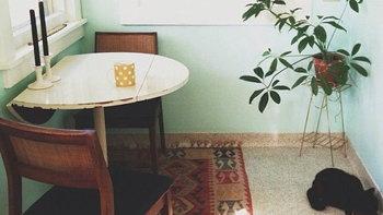"""เลือก """"โต๊ะทานข้าว"""" อย่างไร ในเมื่อห้องเราเล็กเท่ารูหนู"""