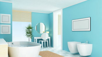 """6 ไอเดีย ออกแบบ """"ห้องน้ำ"""" ให้ทำความสะอาดง่าย ไม่เปลืองแรง"""