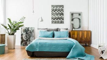 10 เหตุผลที่สีฟ้าเป็นสีที่เหมาะสำหรับการแต่งบ้าน