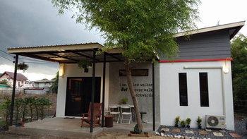 แบบบ้านชั้นเดียวหลังเล็ก สไตล์โมเดิร์นลอฟท์ ก่อสร้าง 2 เดือน คุมงบซื้อของเอง จบในงบ 230,000 บาท