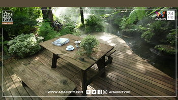 """สัมผัสบรรยากาศแห่งพงไพรได้ในรั้วบ้าน กับสวน """"ยิ่งโต ยิ่งป่า"""""""