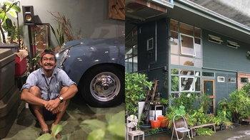 """อย่างเจ๋ง """"The Attic Diary Café"""" บ้าน ร้านข้าวใต้รางรถไฟ ติด 1 ใน 10 บ้านแห่งปี 2018"""