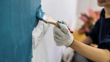 5 เทคนิคทาสีผนัง ช่วยขยายพื้นที่ห้องได้แบบง่ายๆ