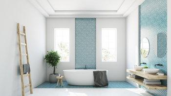 5 วิธีสุดประหยัด เปลี่ยนห้องน้ำธรรมดากลายเป็นสปาสุดหรู