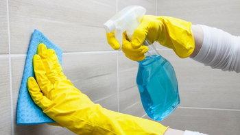 เทคนิคการทำความสะอาดผนังห้องน้ำให้กลับมาสะอาด ใหม่ น่าใช้งาน