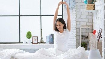 8 เคล็ดลับง่ายๆ สำหรับห้องนอนที่สะอาด และสดชื่น