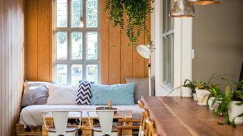 8 DIY รีไซเคิลไม้พาเลทมาเป็นของแต่งบ้านสุดแนว