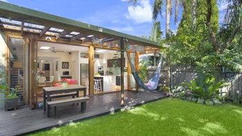 บ้านสวนรับลม พร้อมเฉลียงโล่งหลังบ้าน เชื่อมโยงบรรยากาศภายนอกเข้าสู่ตัวบ้าน
