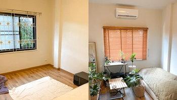 นักศึกษาแชร์ไอเดียแต่งห้องพักเล็กๆ เป็น Comfort Zone ในสไตล์ที่ตัวเองชอบ