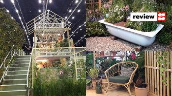 """รีวิวโซน """"Garden of Ideas"""" งานบ้านและสวนแฟร์ Midyear 2020 แรงจริง ไรจริง"""