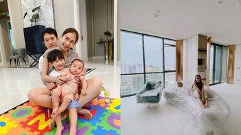 """""""เนย โชติกา"""" กับบ้านใหม่สุดหรูกลางทองหล่อ ราคา 30 ล้านอัพ"""