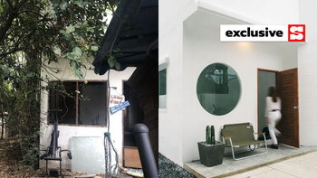 """ถอดรูป """"บ้านร้างเก่าโทรม"""" ในกรุงเทพฯ เปลี่ยนเป็นบ้านโฉมงาม ด้วยงบ 2 แสนกว่าเท่านั้น"""
