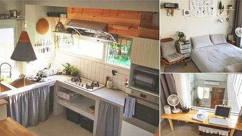 """พาชม """"Cooking Studio"""" พร้อมห้องนอน ภายใต้ธีมการตกแต่งในแบบมินิมัล"""