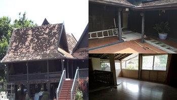 """ประวัติ """"บ้านเสานัก"""" จังหวัดลำปาง บ้านไม้สักอายุ 126 ปี ที่กำลังประกาศขาย"""