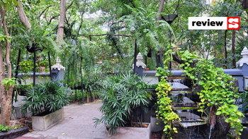 """รีวิว """"สวนป่าวัดปทุม ฯ"""" สวนปิดวาจากลางกรุง ดับร้อน เย็นกาย เย็นใจทั้งวัน"""