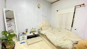 ไอเดียบรรเจิด รีโนเวทห้องนอนไม้เก่า สู่ห้องนอนแนวมินิมอลสุดน่ารักในงบเน้นประหยัด